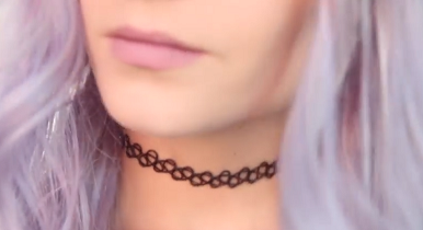 Tattoo Choker