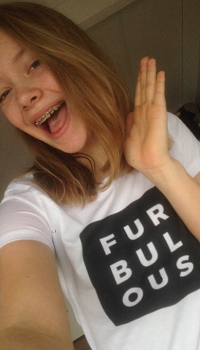 T-shirt Furbulous